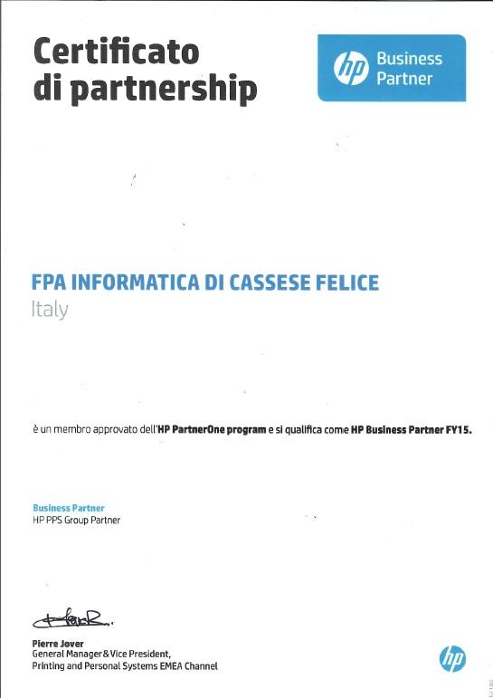 FPA-HPpartner
